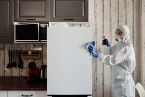 Covid-19 cleaning service