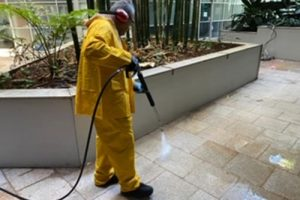 water pressure cleaning sydney